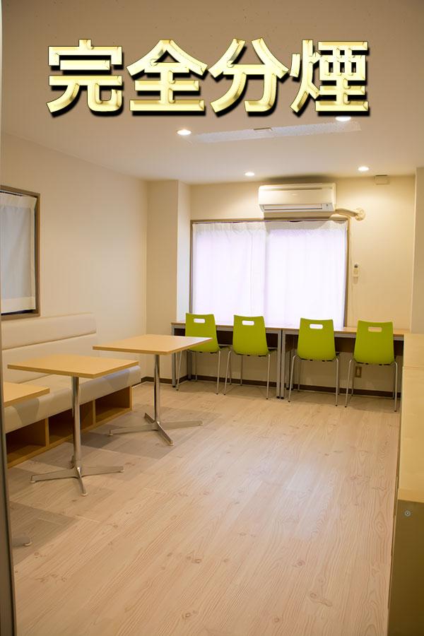 風俗 求人 高収入アルバイト 性感マッサージアロマじらし隊 待機室の風景