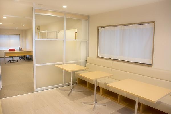 高収入アルバイト 【アロマじらし隊】 待機室の風景